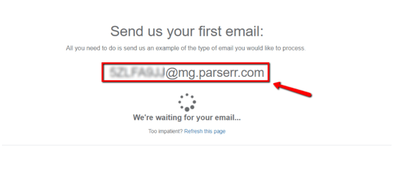 Email Parser