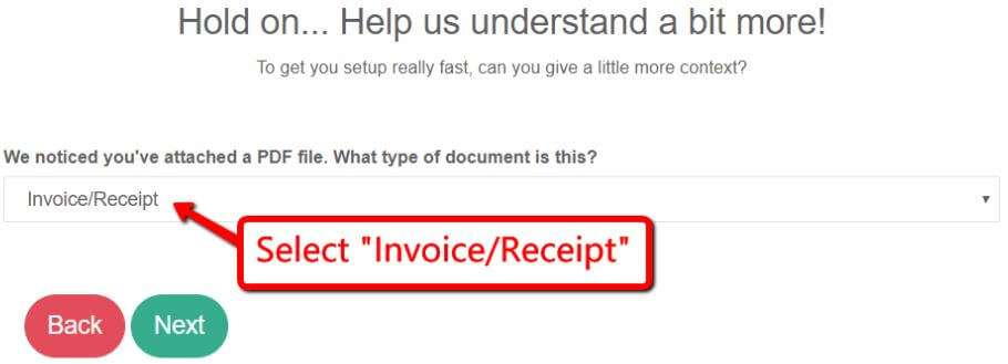 Automated Invoice Data Capture System